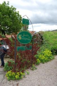 Sortie au jardin de Berchigranges (Vosges)