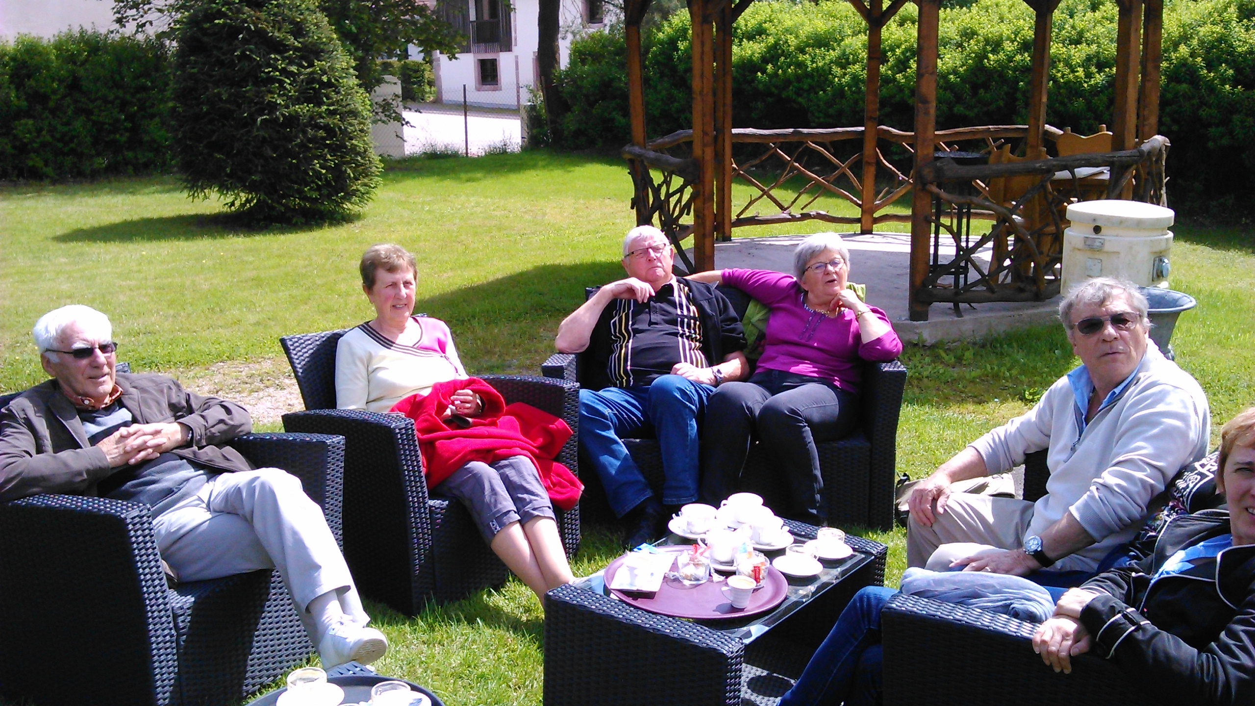 Sortie au jardin de berchigranges vosges argonne fan for Haut jardin rehaupal
