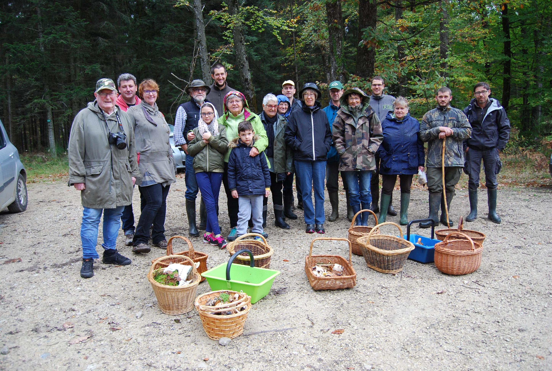 Exposition mycologique et Troc Vert d'automne